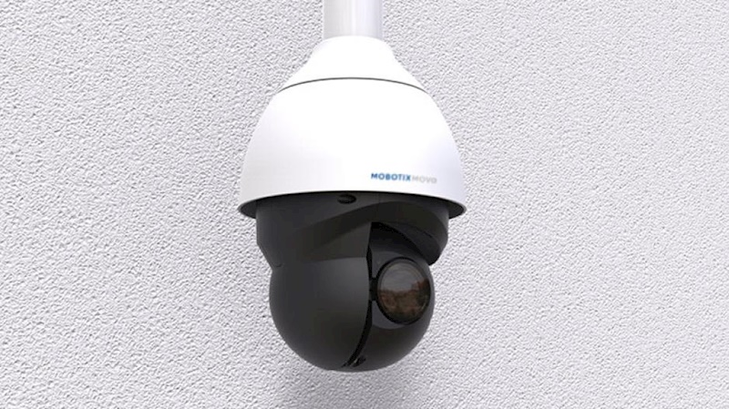 MOBOTIX MOVE SpeedDome SD-340-IR izmir 1