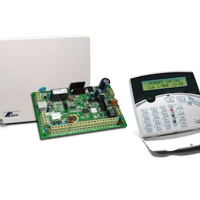 İZMİR CROW RUNNER 4/8 PANEL + BİG LCD KEYPAD