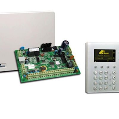 İZMİR CROW RUNNER 4/8 PANEL + OLED KEYPAD