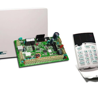 İZMİR CROW RUNNER 4/8 PANEL + SMALL LCD KEYPAD